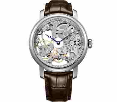 Aerowatch Renaissance Big Mechanical Skeleton - A 57931 AA01