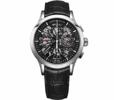Aerowatch Les Grandes Classiques Skeletonised Chronograph Automatic - 61968 AA05 SQ