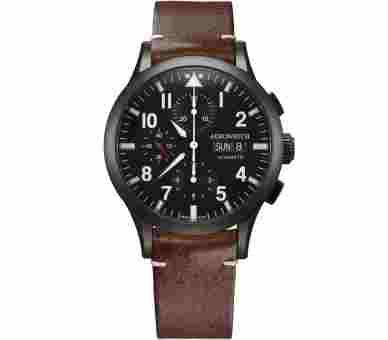 Aerowatch Les Grandes Classiques Pilote - A 61968 NO03