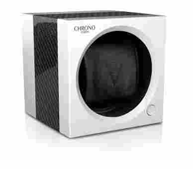 Chronovision One Bluetooth Carbon Weiss Seidenmatt - 70050/101.17.12