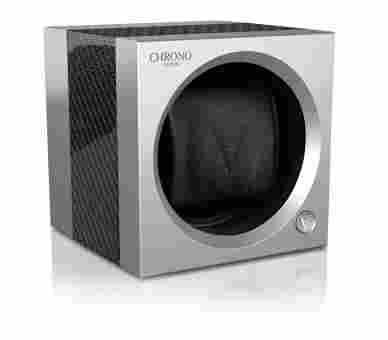 Chronovision One Bluetooth Carbon Chrom Seidenmatt - 70050/101.17.14