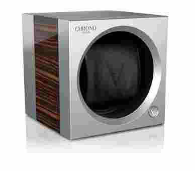 Chronovision One Bluetooth Makassar Hochglanz Chrom Seidenmatt - 70050/101.19.14