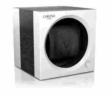 Chronovision One Bluetooth Argento Seidenmatt Weiss Seidenmatt - 70050/101.20.12