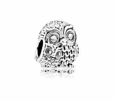 Pandora Charms/Beads Charmante Eulen - 791966