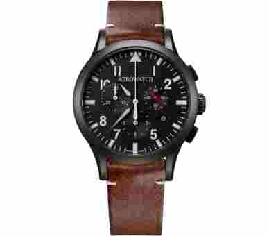 Aerowatch Les Grandes Classiques Pilote - A 83966 NO03