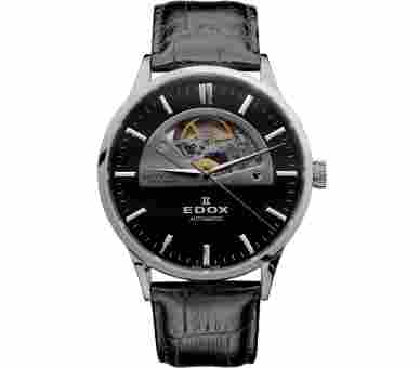Edox Les Bémonts Open Heart Automatic - 85014 3 NIN
