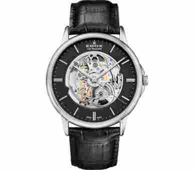 "Edox Les Bemonts ""Shade of Time"" - 85300 3NIR"