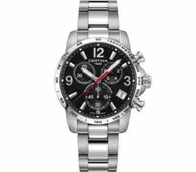 Certina DS Podium Chronograph 1/10 sec - C034.417.11.057.00