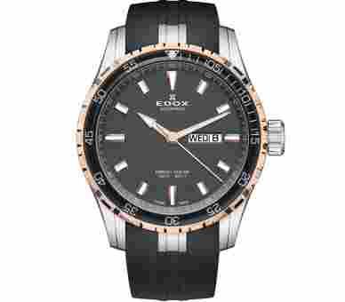 Edox Grand Ocean Automatic - 88002 357RC NIR