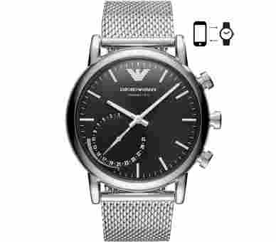 Emporio Armani Connected Luigi Hybrid Smartwatch - ART3007