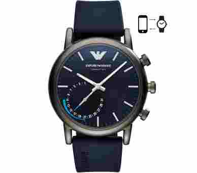 Emporio Armani Connected Luigi Hybrid Smartwatch - ART3009