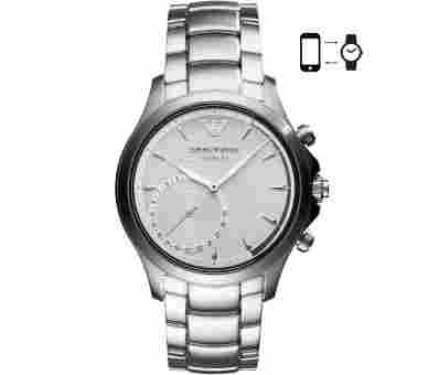 Emporio Armani Connected Alberto Hybrid Smartwatch - ART3011
