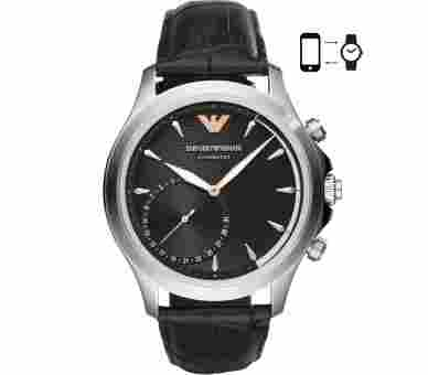 Emporio Armani Connected Alberto Hybrid Smartwatch - ART3013