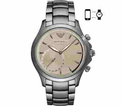 Emporio Armani Connected Alberto Hybrid Smartwatch - ART3017