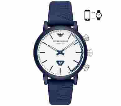Emporio Armani Connected Luigi Hybrid Smartwatch - ART3023