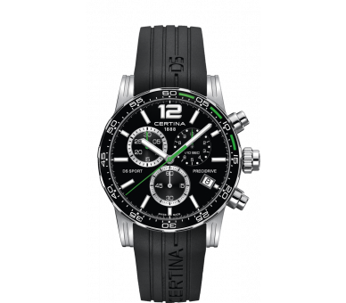 Certina DS Sport Chronograph 1/10 sec - C027.417.17.057.01