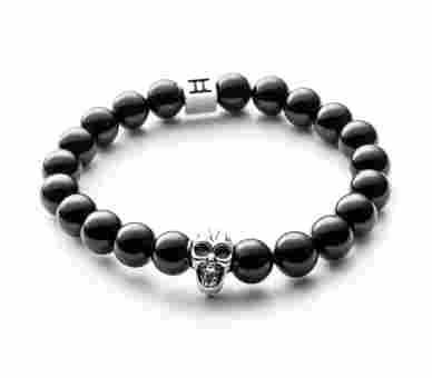 Gemini Classic Onyx Skull Black - C1