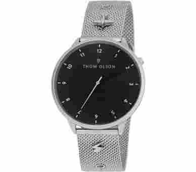 Thom Olson Niught Dream Silver Storm - CBTO004