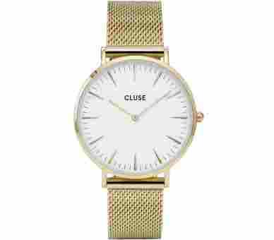 Cluse La Bohème Mesh Gold - CL18109
