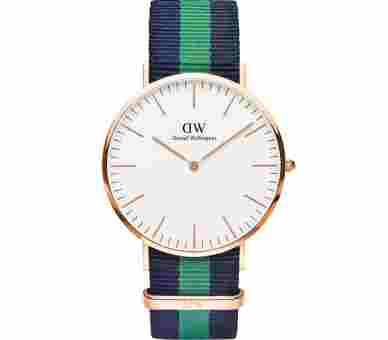 Daniel Wellington Classic Warwick Rose Gold (40 mm) - DW00100005