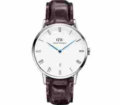 Daniel Wellington Dapper York Silver