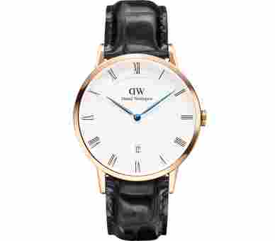 Daniel Wellington Dapper Reading Rose Gold