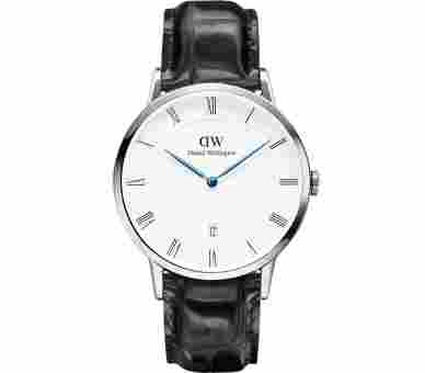 Daniel Wellington Dapper Reading Silver