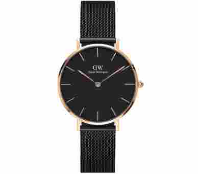 Daniel Wellington Classic Petite Ashfield Rose Gold