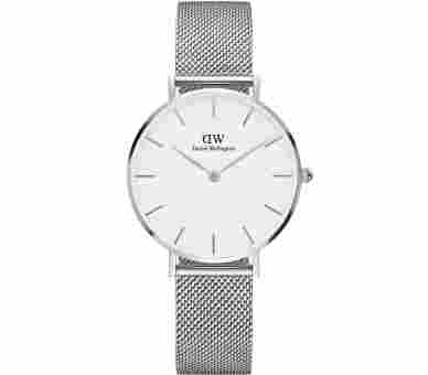 Daniel Wellington Classic Petite Sterling White (32 mm) - DW00100164