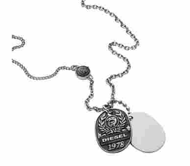 Diesel Double Dogtags - DX1106040