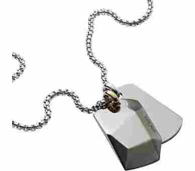 Diesel Double Dogtags - DX1143040