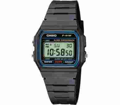 Casio Collection - F-91W-1YEF