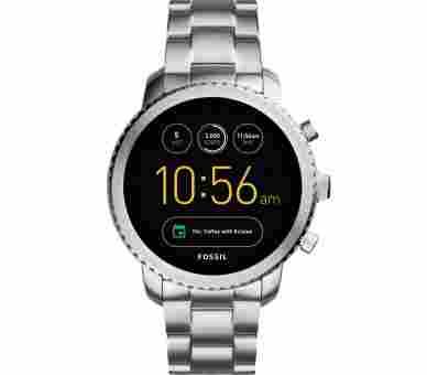 Fossil Q Explorist Smartwatch - FTW4000