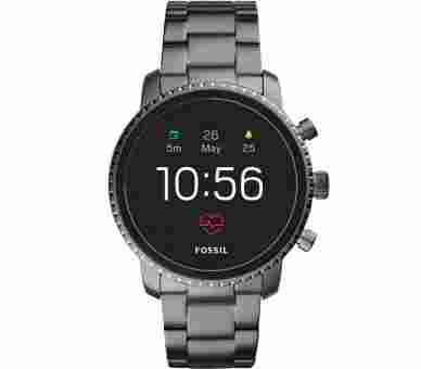 Fossil Q Explorist HR Smartwatch - FTW4012