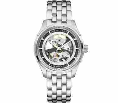 Hamilton Jazzmaster Viewmatic Skeleton Gent - H42555151