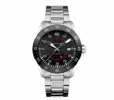 Hamilton Khaki Pilot GMT - H76755135
