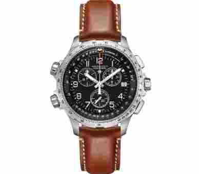 Hamilton Khaki X-wind GMT - H77912535