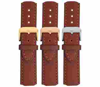 Paul Hewitt Watchstrap Leather Brown