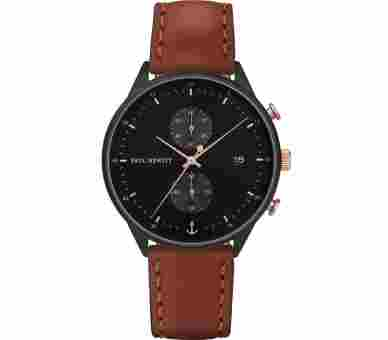 Paul Hewitt Chrono Line Black Sunray - PH-C-B-BSR-1M