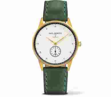 Paul Hewitt Signature Line White Ocean Gold Green - PH-M1-G-W-12