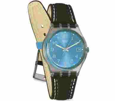 Swatch Blue Choco - GM415