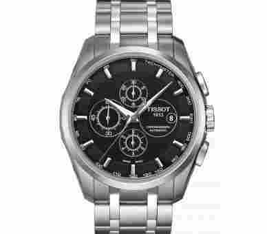 Tissot Couturier Automatic Chronograph C01.211 - T035.627.11.051.00