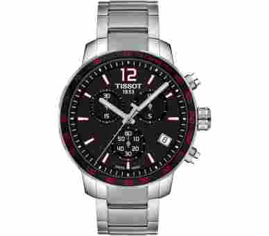 Tissot Quickster Chronograph - T095.417.11.057.00