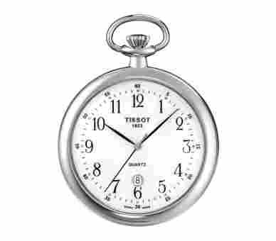 Tissot Pocket Watch Quartz - T82.6.554.12