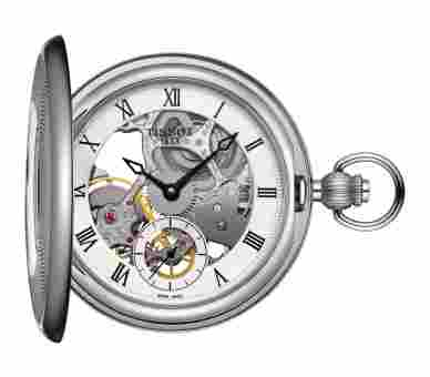Tissot Bridgeport Mechanical Skeleton - T859.405.19.273.00
