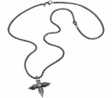 Police Wings Halskette - PJ25722PSE/01
