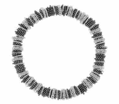 Pesavento Pixel Armband Silber - WPXLB223