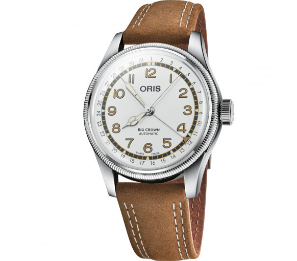 Oris Big Crown Pointer Date Roberto Clemente Limited Edition - 01 754 7741 4081-Set