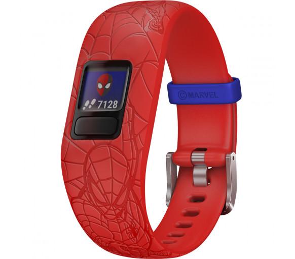 Garmin vívofit® jr. 2 Marvel Spider-Man Red - 010-01909-16