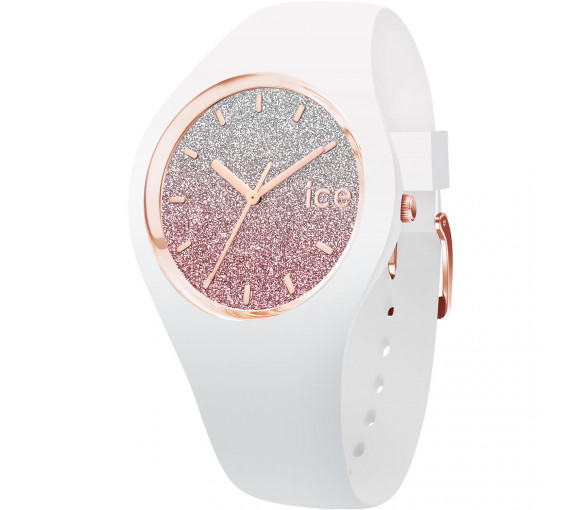 Ice-Watch Ice Lo White Pink